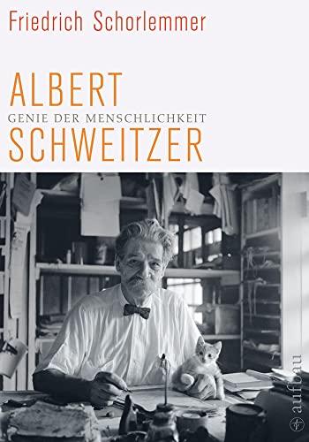 9783351027124: Genie der Menschlichkeit: Albert Schweitzer