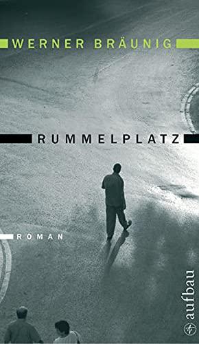 9783351032104: Rummelplatz: Roman
