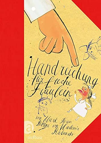 9783351035815: Handreichung für freche Fräulein