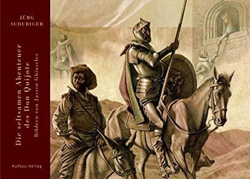 9783351040468: Seltsame Abenteuer des Don Quijote