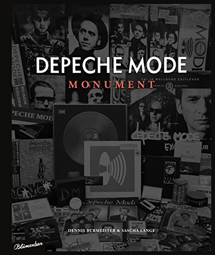 9783351050115: Depeche Mode : Monument - The English Edition