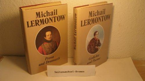 Ausgewählte Werke: Lermontow, Michail J