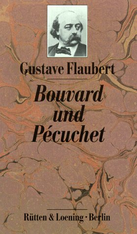 9783352001376: Bouvard und Pecuchet
