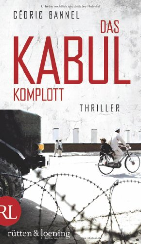 9783352008276: Das Kabul-Komplott: Thriller