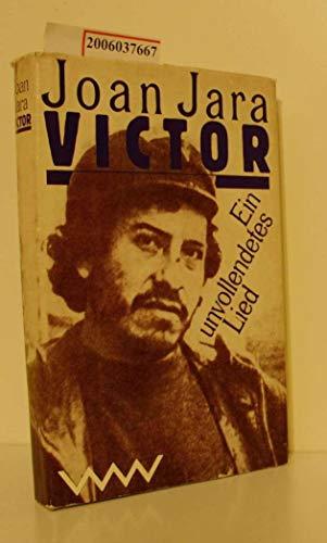 9783353000439: Victor Ein unvollendetes Lied (Livre en allemand)