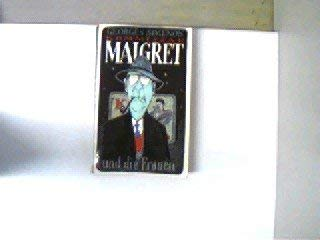 MAIGRET AFRAID (3353002006) by Georges Simenon
