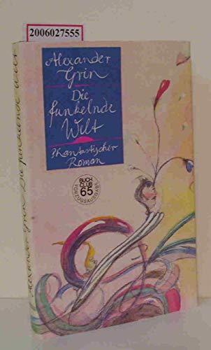 9783353003034: Die funkelnde Welt (Livre en allemand)