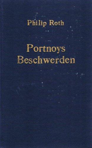 9783353003669: Portnoys Complaint