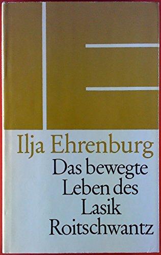 9783353004499: Das bewegte Leben des Lasik Roitschwanz. Roman