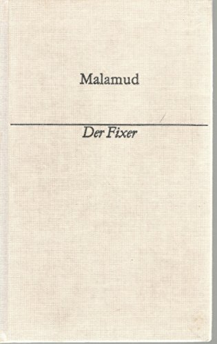9783353004819: Der Fixer.,