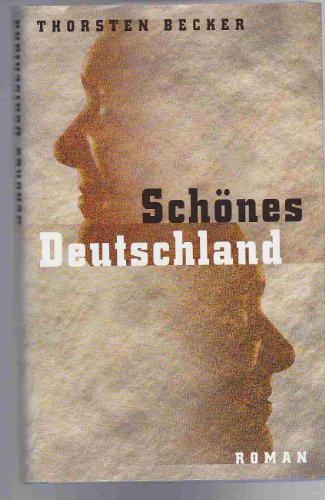 9783353010681: Schönes Deutschland: Roman