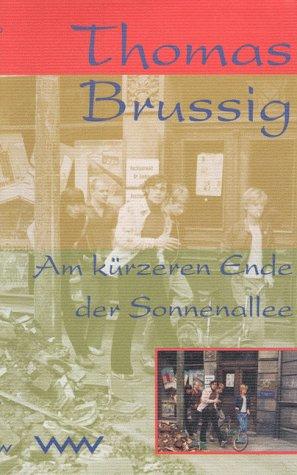 9783353011688: Am ku?rzeren Ende der Sonnenallee (German Edition)
