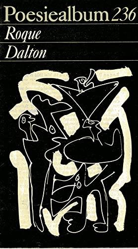 9783355005159: Roque Dalton Poesiealbum 236