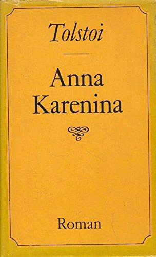 Anna Karenina: Tolstoi [Tolstoy], L.