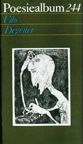 9783355007351: Udo Degener (Poesiealbum)
