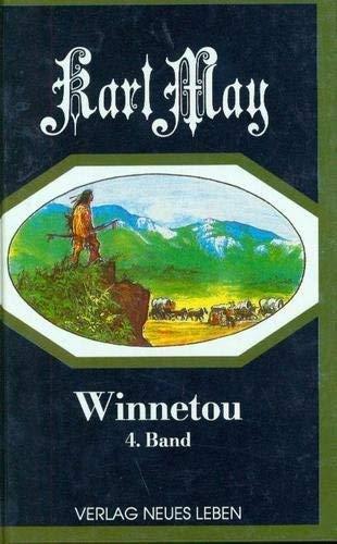 9783355013680: Winnetou, Bd.4