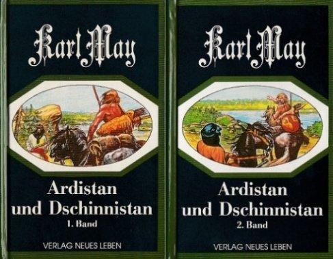 9783355013710: Ardistan und Dschinnistan, Bd.1