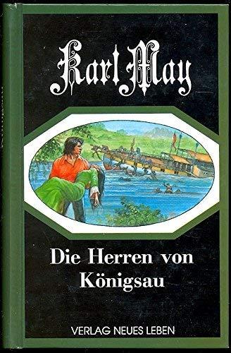 Die Liebe des Ulanen, Bd.1, Die Herren: Karl May