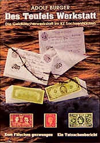 9783355014861: Des Teufels Werkstatt. Die Geldfälscherwerkstatt im KZ Sachsenhausen.