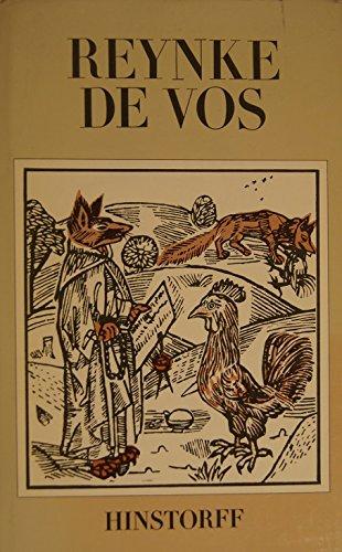 9783356000740: Reynke de Vos. Nach der Lübecker Ausgabe von 1498