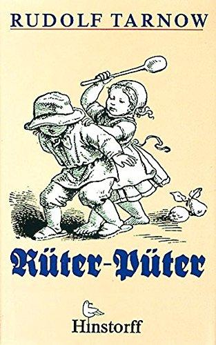9783356003598: Rüter - Püter: För lütt un grot Kinner