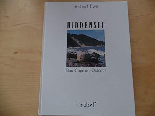9783356003680: Hiddensee Das Capri Der Ostsee