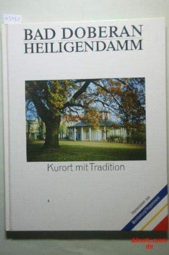 9783356003864: Bad Doberan-Heiligendamm. Kurort mit Tradition