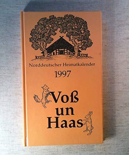 9783356006773: Voss-un-Haas-Kalender 1997