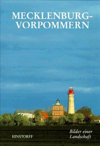 9783356007794: Mecklenburg- Vorpommern. Bilder einer Landschaft.