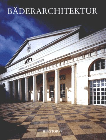 9783356007916: Bäderarchitektur (German Edition)