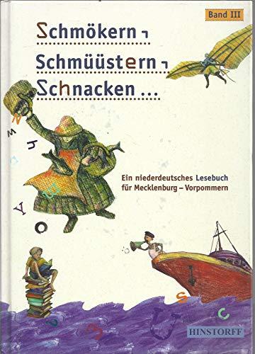 9783356008623: Schmökern, Schmüstern, Schnacken