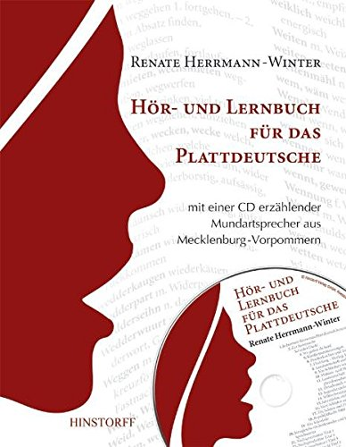 9783356011005: Ein Hör- und Lernbuch für das Plattdeutsche mit einer CD erzählender Mundartsprecher aus Mecklenburg-Vorpommern