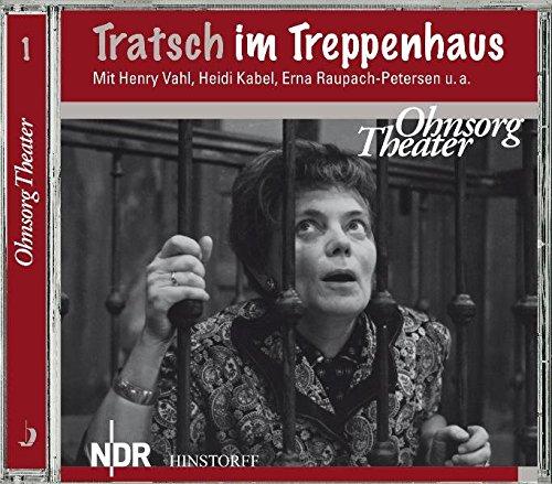 9783356012767: Tratsch im Treppenhaus: Hörfassung der Fernsehaufführung von 1966