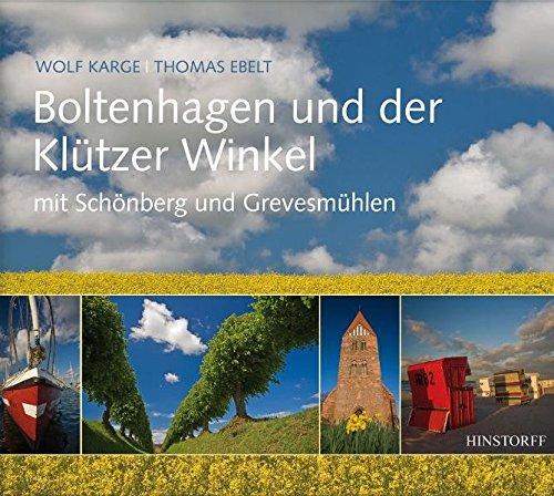9783356013610: Boltenhagen und der Klützer Winkel: Mit Schönberg und Grevesmühlen