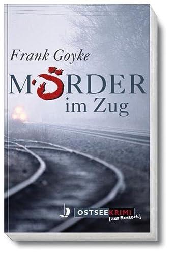 9783356014228: Mörder im Zug
