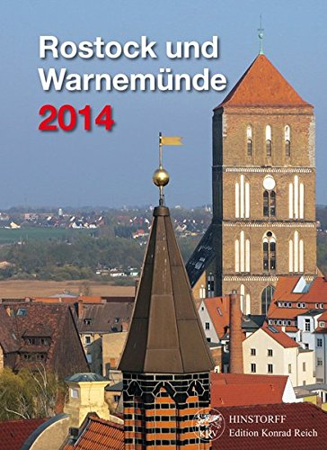9783356015508: Rostock und Warnemünde 2014: Mit Kalenderweisheiten