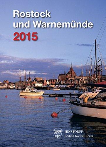 9783356018387: Rostock und Warnemünde 2015: Mit Kalenderweisheiten