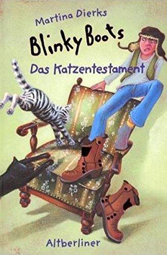 9783357005164: Blinky Boots. Das Katzentestament.