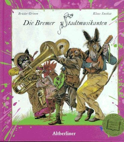9783357007663: Die Bremer Stadtmusikanten.