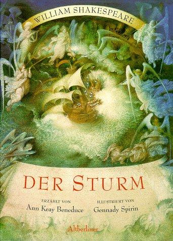 9783357008813: Der Sturm