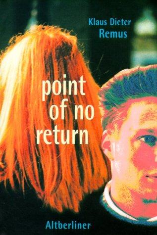 9783357009278: point of no return. ( Ab 15 J.).