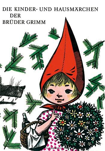 9783358000175: Die Kinder- und Hausmärchen der Brüder Grimm