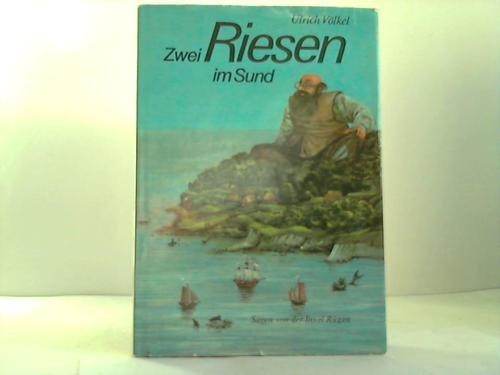 9783358001721: Zwei Riesen im Sund. Sagen von der Insel Rügen