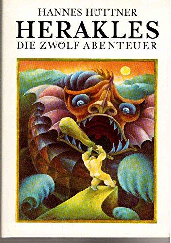 9783358004036: Herakles - Die zwölf Abenteuer