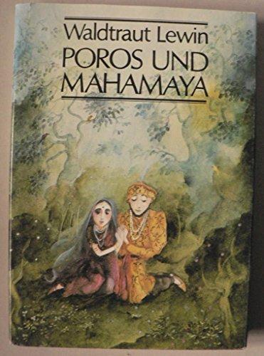 9783358009505: Poros und Mahamaya