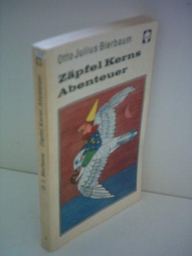 9783358010402: Zäpfel Kerns Abenteuer (Alex-Taschenbücher) (Livre en allemand)