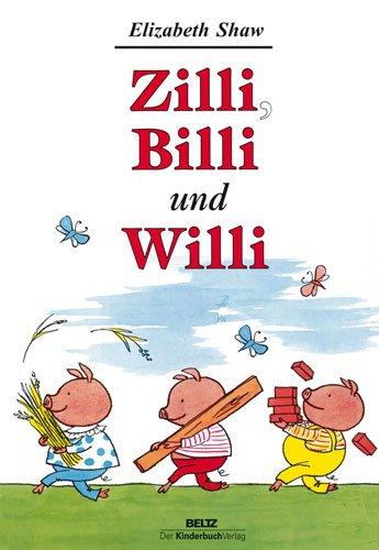 9783358021415: Zilli, Billi und Willi