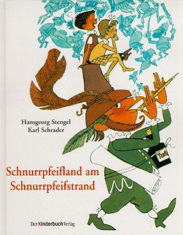 9783358021620: Schnurrpfeifland am Schnurrpfeifstrand