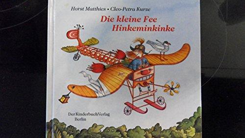9783358022368: Die kleine Fee Hinkeminkinke.
