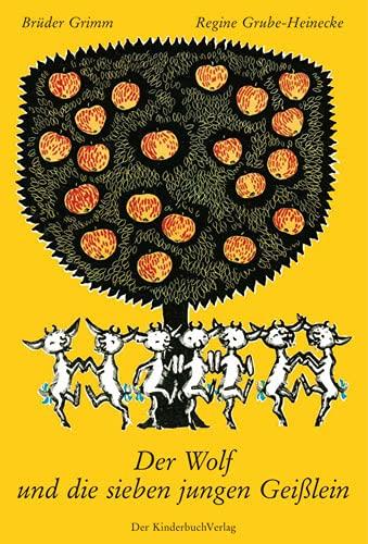 9783358030288: Der Wolf und die sieben jungen Gei�lein
